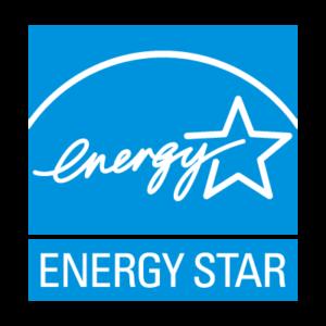 Logo image for Energy Star efficient