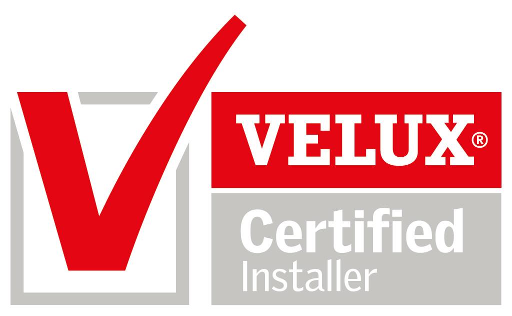 Logo image for Velux Installer Program certified installer